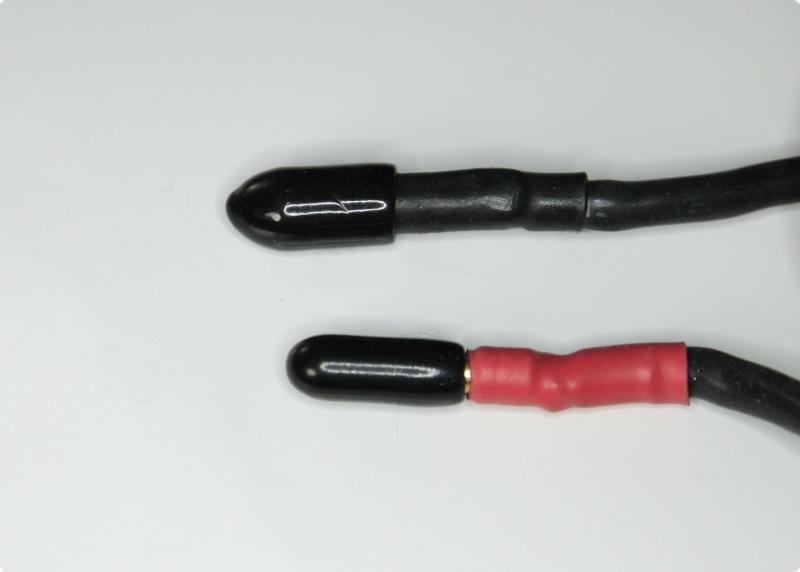 Schutzkappen SET für Goldkontakte 4 mm Buchse&Stecker