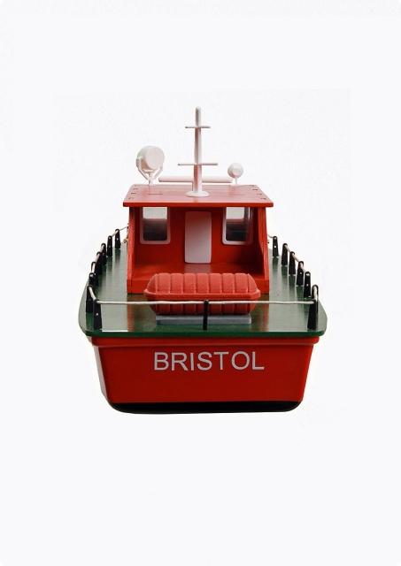 Lotsenboot Pilot Bausatz für Einsteiger
