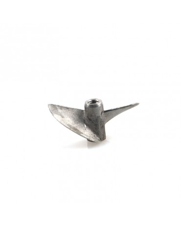 Stahl Propeller Hydro 42 mm / 1,46 Steigung mit M4 Gewindesystem