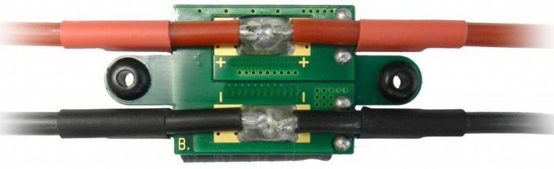 Capsmodul XL bis 59 Volt bis 12 Zellen