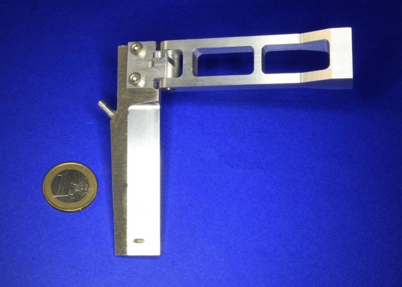 Keilruder Gr. I - Kurzes Ruderblatt 88 mm Profi-Linie-