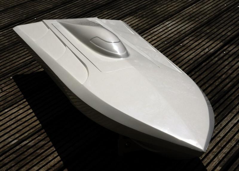 FireBold Mono & FSR Rennboot - mit einlaminierter Flutkammer