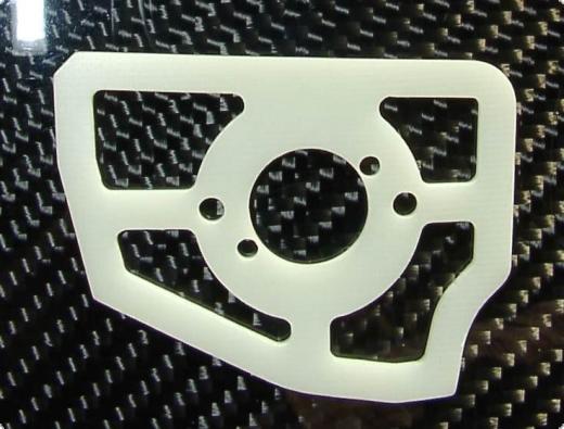 Motorträgersystem 7 f. Motore 480/600  - Twin S -