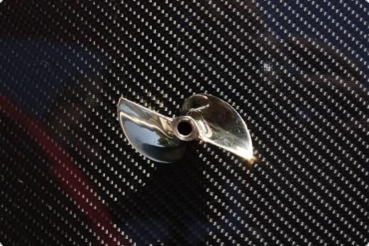 Propeller H&M 34 mm Hydro M4 Gewindesystem
