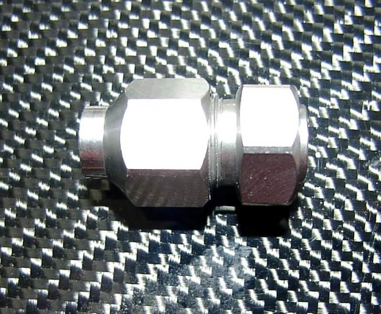 Spannzange H&M - metrisches  M8 Gewinde / 4,7