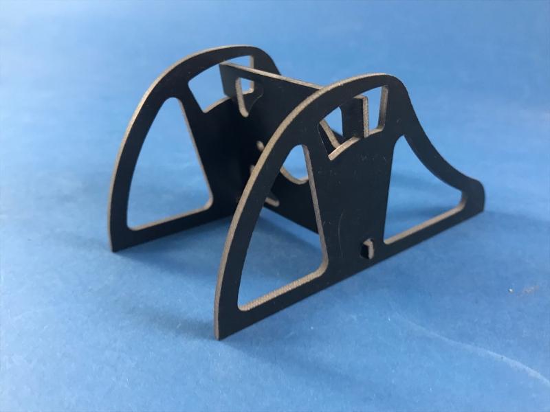 Motorträgersystem 3 f. Motore 500/600/