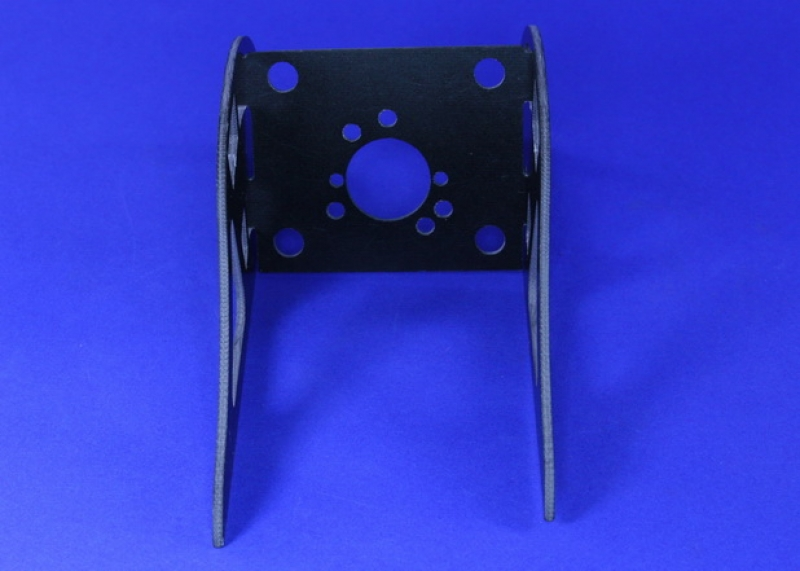Motorträgersystem 4 f. Motore mit 29 u. 32 mm Lochkreis