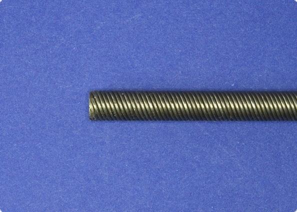 Flexwelle 6,35 / 500 mm einzeln links