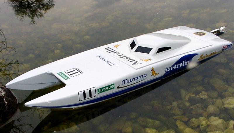Maritmo Micro Micro Offshore Katamaran