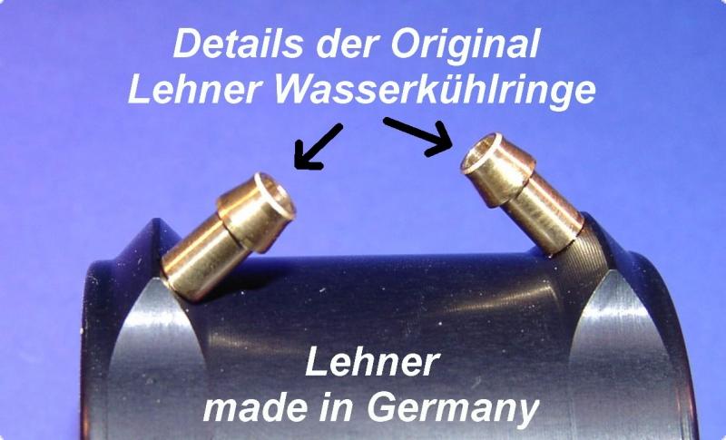 Wasserkühlring für Lehner 3040er Serie