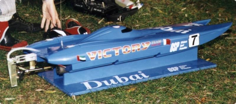 Drifter Design Victory ARTR FERTIGMODELL mit 2240 Lehner