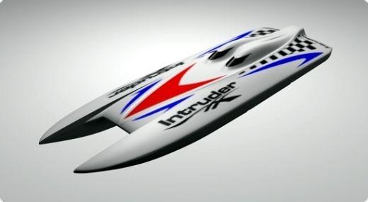 Intruder Dekorsatz Twin-Cockpit