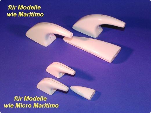 Micro Lufthutzen Set