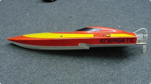 Sniper WE model similar mono racing boat