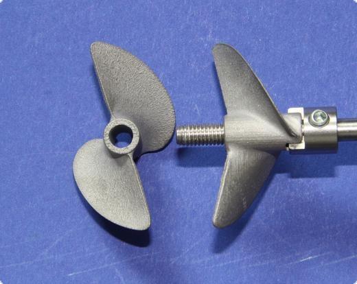 Propeller H&M Z34-1,4 linkslaufend