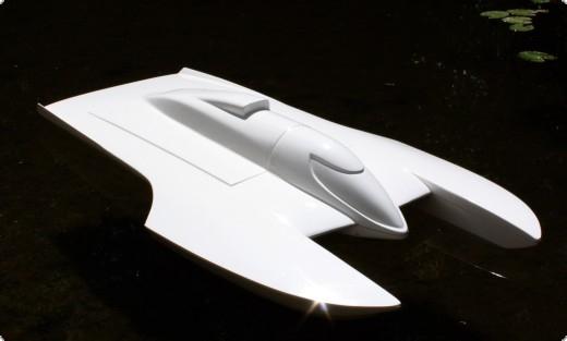 Striker Unlimited Light Hydroplane